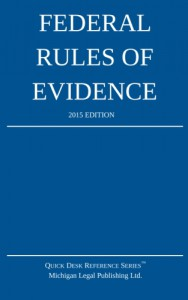 2015 Federal Rules of Evidence